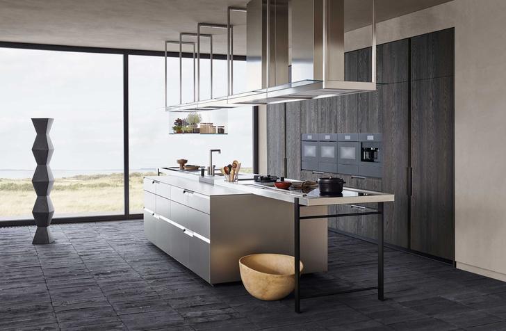Фото №9 - Shape: новая стильная кухня Poliform