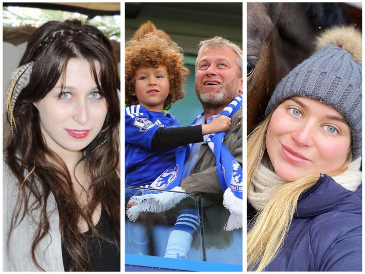 Фото №1 - Наследники миллиардов: как выглядят и чем занимаются семеро детей Романа Абрамовича
