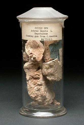 Фото №2 - Кто придумал жевательную резинку: история bubble gum с древних времен до наших дней