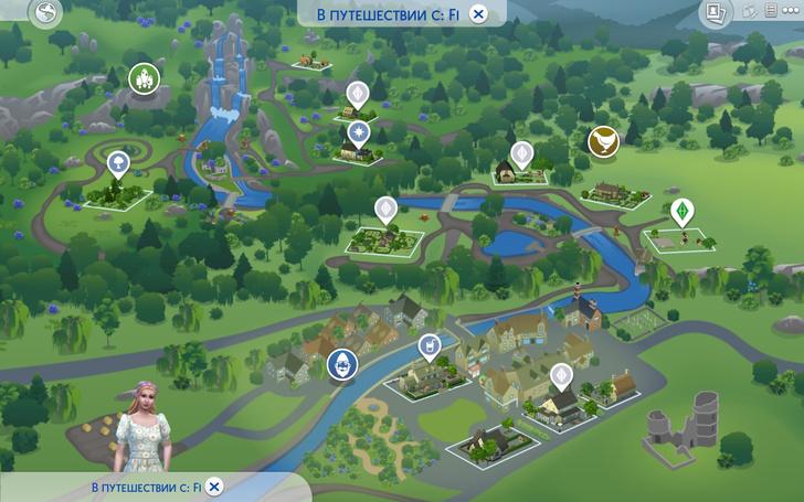 Фото №2 - Скорее качай: новое дополнение «Sims 4: Загородная жизнь» уже доступно ✨