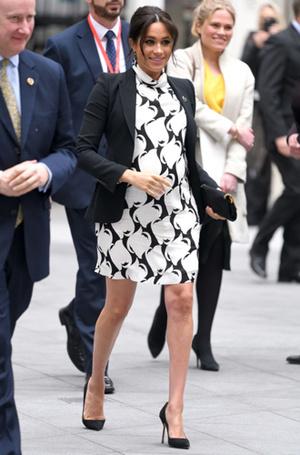 Фото №40 - Стильная беременность Меган Маркл: главные модные предпочтения герцогини