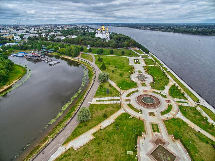 Фото №1 - У Золотого кольца России появилась столица