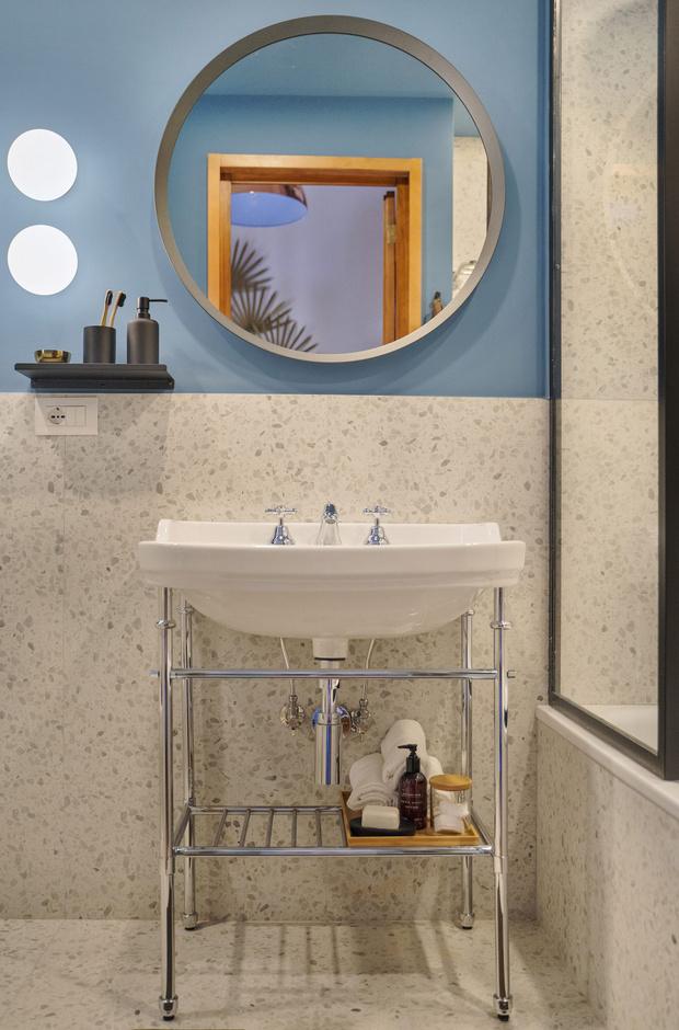 Фото №9 - Яркая квартира у фонтана Треви в Риме
