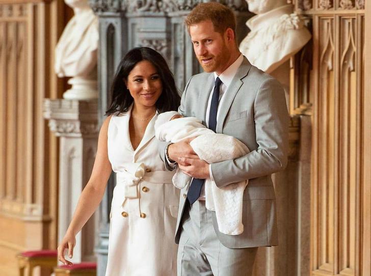 Фото №1 - Гарри и Меган отказываются от королевского титула для первенца