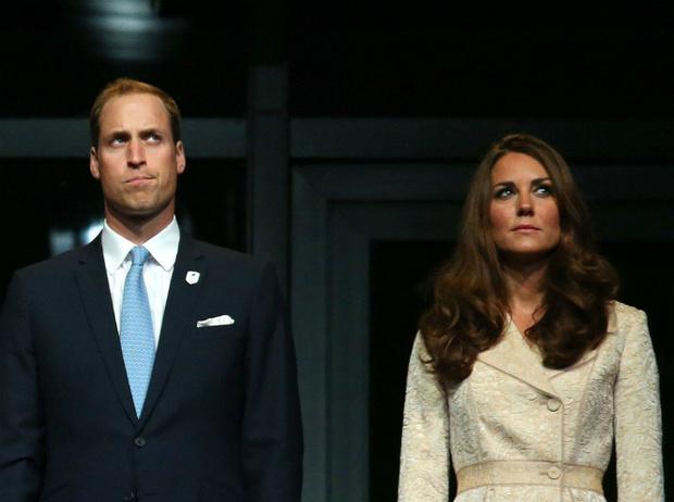 Фото №25 - Кейт Миддлтон и принц Уильям: история в фотографиях