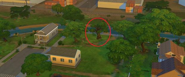 Фото №3 - Play Time: Секретные места в The Sims 4 и как туда попасть