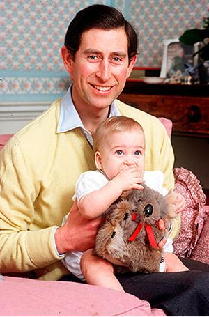 Фото №8 - Принц Уильям: история в фотографиях