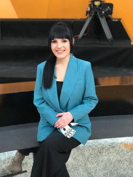 Маргарита Грачева, ведущая «Близкие люди»