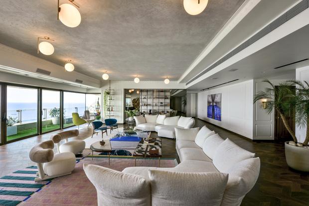 Фото №1 - Квартира с видом на Аравийское море в Мумбаи