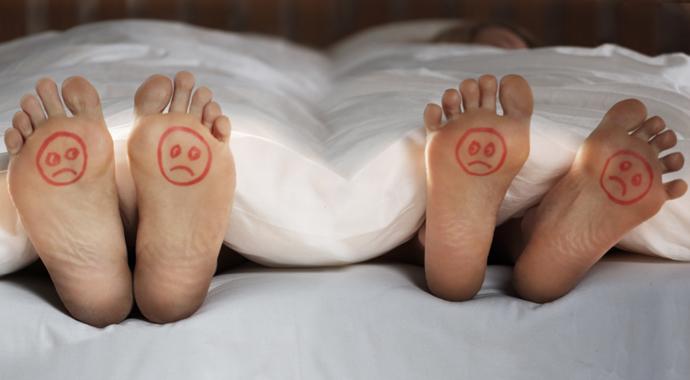 Мой брак распался из-за отсутствия секса