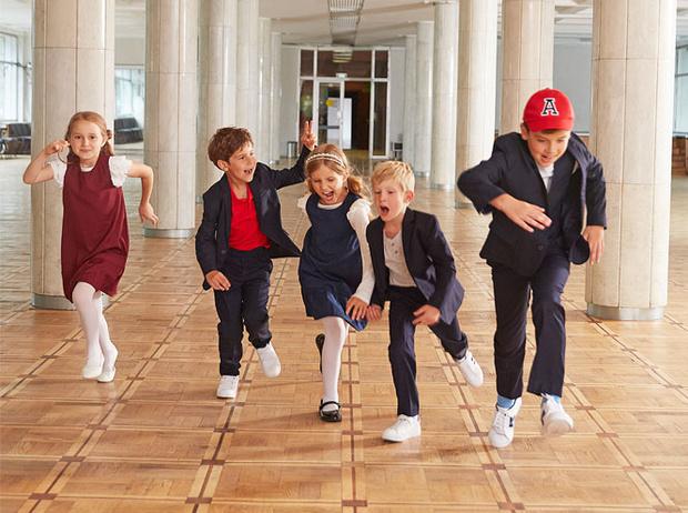 Фото №3 - Прийти в форму: как подобрать школьный образ, который понравится и маме, и директору, и ребенку