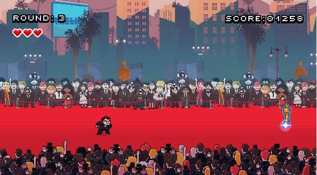 Фото №1 - Помоги Лео выиграть «Оскар» в новой видеоигре