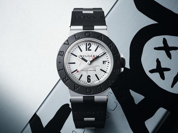 Фото №1 - Танцы до рассвета: Bvlgari представил новую коллекцию часов, посвященную Стиву Аоки