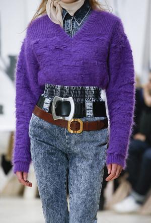 Фото №7 - Привет из 80-х: как носить вареный деним сегодня