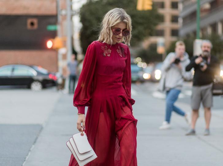 Фото №4 - От алого до бордо: как носить красный цвет повседневно
