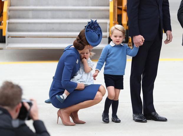 Фото №3 - 15 правил королевского воспитания от Кейт Миддлтон