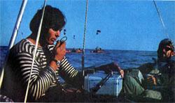 Фото №2 - Испытание морем