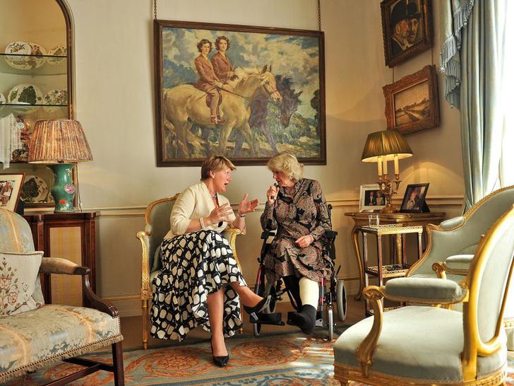Фото №5 - Британия в возмущении: самые дорогие ремонты, которые Виндзоры делали в своих резиденциях