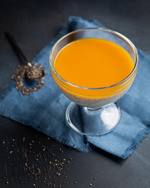 Фото №2 - Морковный пирог, блинный мешочек и кокосовый пудинг: лучшие осенние рецепты от шеф-повара CulinaryOn