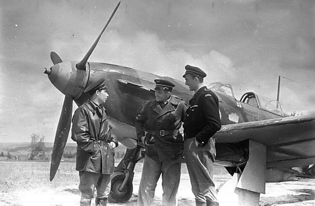 Фото №4 - Почему немецкие летчики сбивали так много самолетов