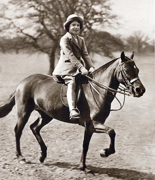 Фото №15 - Принцесса Лилибет: редкие детские фотографии Елизаветы II