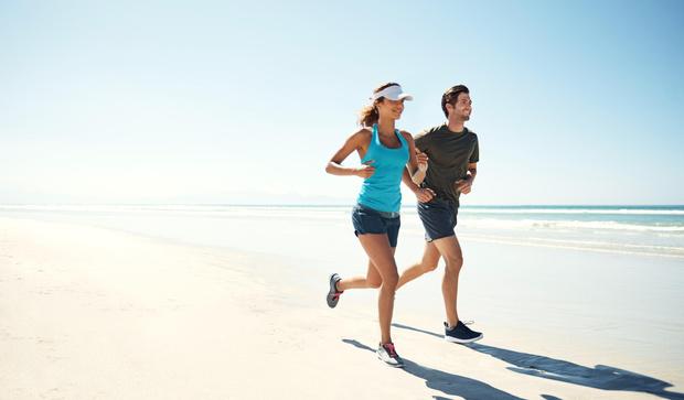 упражнения на улице для девушек мужчин для похудения