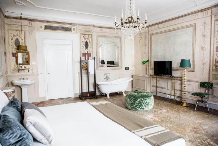 Фото №11 - Бутик-отель Oltrarno Splendid во Флоренции