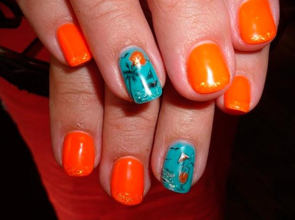 Фото №1 - Краса ногтей