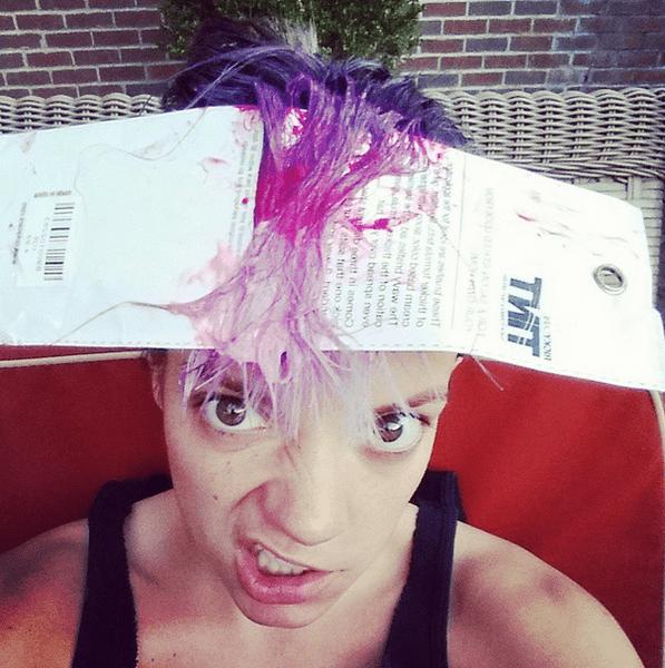 Фото №10 - Звездный Instagram: Укладки знаменитостей