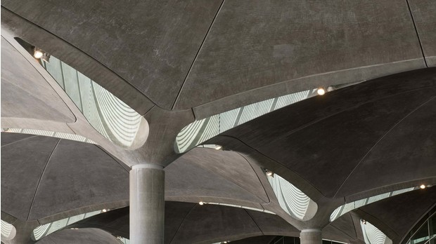 Фото №16 - 10 самых красивых аэропортов мира