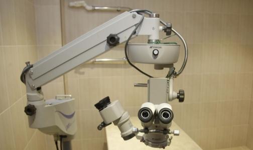 Фото №1 - В Городской больнице №2 будут лечить глаза на новом оборудовании