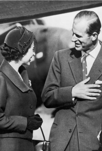 Фото №6 - Как Королева отреагировала на сообщения об измене принца Филиппа