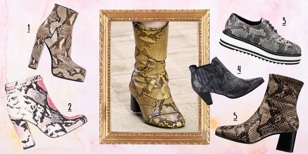 Фото №3 - Самая актуальная обувь этой осени