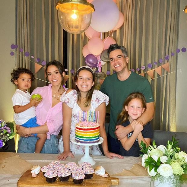 Фото №1 - Время загадать желание и задуть свечи: как Джессика Альба поздравила дочь с днем рождения