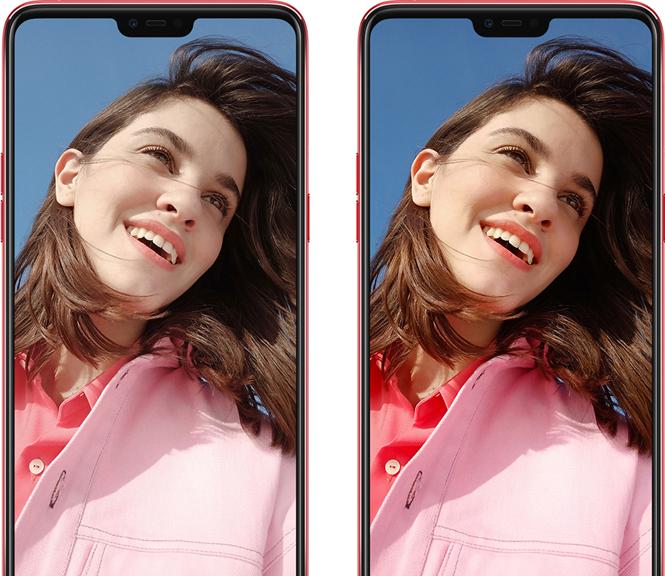 Фото №3 - Почему смартфон OPPO F7 нужен всем, кто любит соцсети (и себя)