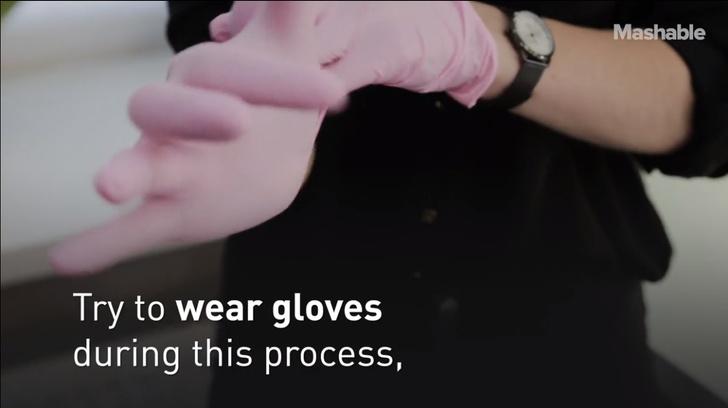 Фото №1 - Как правильно обрабатывать продукты из магазина во время эпидемии коронавируса (видео и фото)