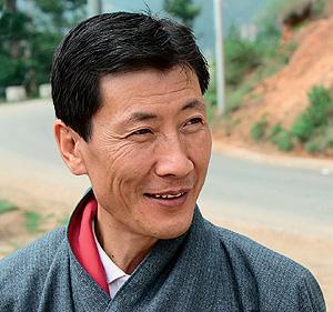 Фото №2 - Свобода под надзором: репортаж из Бутана