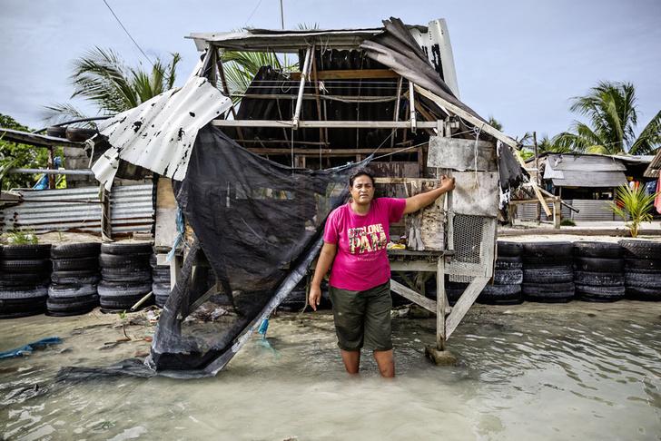 Фото №11 - Голубая бездна: как спасти Кирибати