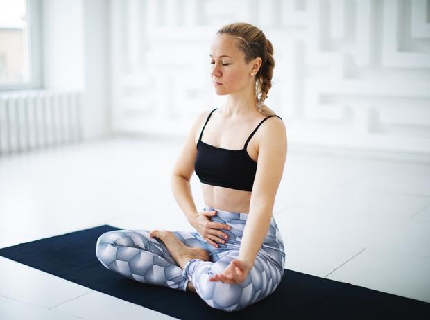 Фото №3 - 5 дыхательных практик для здоровья желудка
