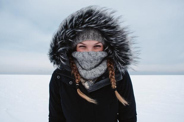 Фото №1 - Замерзли на прогулке? Согреваемся!