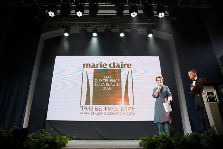 Фото №1 - Marie Claire вручил награду Prix d'Excellence de la Beauté лучшим бьюти-средствам года