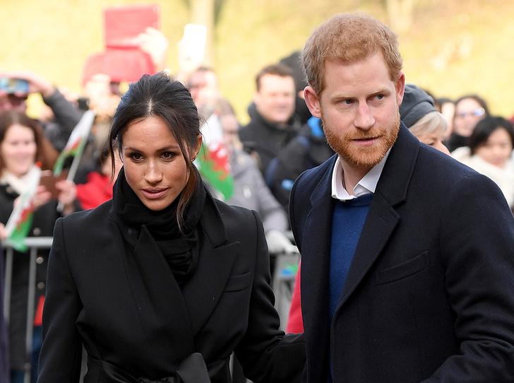 Фото №3 - Принц Гарри и Меган Маркл впервые посетили столицу Уэльса