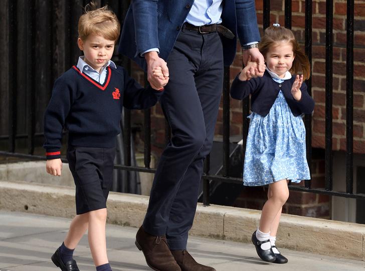 Фото №3 - Герцог и герцогиня Кембриджские выбрали имя для третьего малыша
