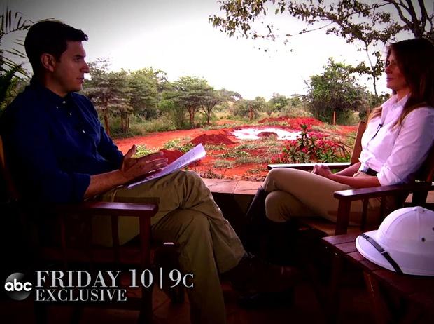 Фото №2 - Быть Меланией: самое откровенное интервью Первой леди США (полная версия)