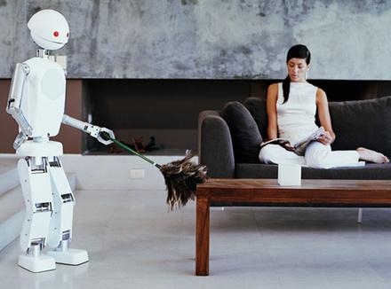 Чем нам помогут добрые роботы?