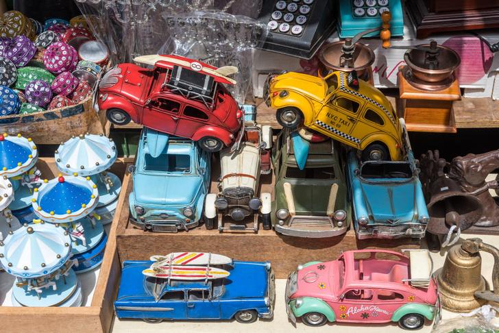 Фото №2 - Сокровища с барахолки: 5 блошиных рынков мира