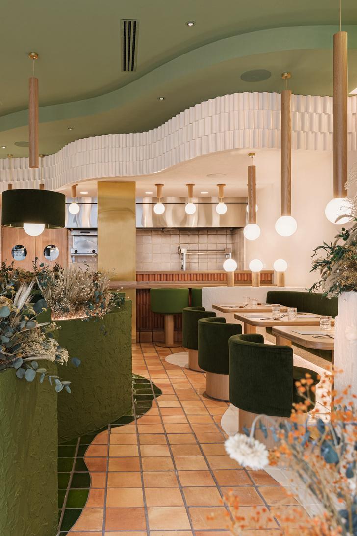 Фото №3 - Ближе к природе: ресторан в Испании