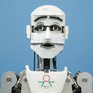 Фото №1 - Робот с человеческим лицом