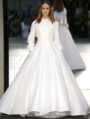 Фото №31 - В деталях: лучшие свадебные платья haute couture осень/зима 2016