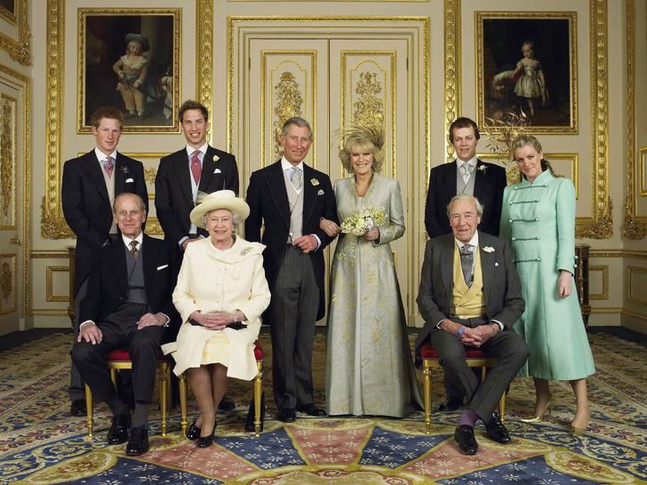 Фото №2 - Хорошая невестка: чем герцогиня Камилла смогла покорить Королеву